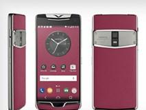 4 chiếc điện thoại Vertu sang chảnh mà ai cũng từng thích mê mệt