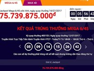 Giải jackpot sắp cán mốc 90 tỉ của Vietlott có gì đặc biệt?