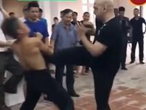 Võ sư karate Việt Nam bị Knock-out chỉ trong 2 giây