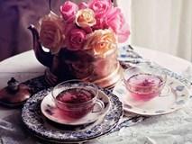 Dưỡng da thời hiện đại: Bôi ngoài thôi chưa đủ, cần uống thêm trà để làm đẹp từ bên trong
