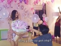 Chàng trai thuê biệt thự riêng cầu hôn bạn gái khiến dân mạng phát sốt vì ghen tỵ