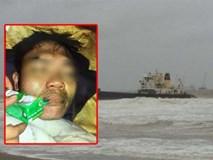 Tìm kiếm 13 người trên tàu than chìm: Cứu sống 3 người, 1 người tự bơi vào bờ