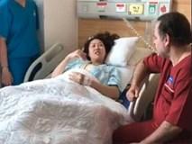 Phi Thanh Vân tươi tắn xuất hiện sau khi thực hiện ca đại phẫu thuật trùng tu nhan sắc