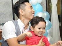 Con trai Khánh Thi – Phan Hiển bụ bẫm đáng yêu trong tiệc sinh nhật tròn 2 tuổi