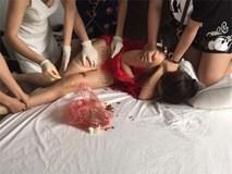Đánh ghen kinh hoàng ở Thái Nguyên: 4 người phụ nữ xát ớt vào vùng kín của cô gái