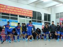 U22 Việt Nam, Đông Timor phải tập chay vì thời tiết