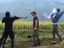 Lộ video Lương Bổng bắn chết và bắt sống anh em Tuấn Tú