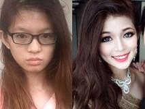 """Vỡ mộng vì mặt mộc, dáng """"một mẩu"""" của Hoa hậu Bikini châu Á 2016"""