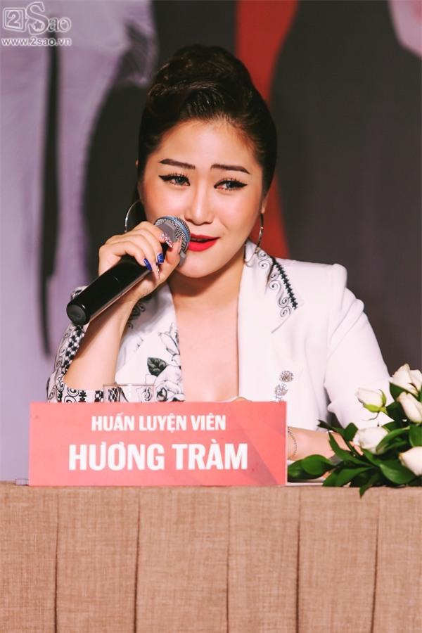 Hương Tràm nói về tình cũ: 'Bùi Anh Tuấn