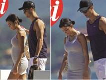 Ronaldo xác nhận người yêu mang thai