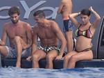 Chỉ vài giây xuất hiện, bạn gái của Ronaldo đã khiến hàng ngàn fan điêu đứng bởi vẻ sexy đến khó cưỡng-3