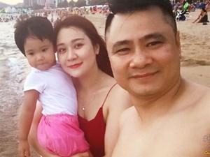 Đăng ảnh đi tắm biển, vợ danh hài Tự Long được xuýt xoa khen xinh