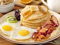 Để có thân hình mảnh mai, nên 'ăn sáng như vua, ăn trưa như hoàng tử và ăn tối như ăn mày'