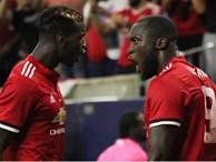 Pogba, Lukaku chơi ăn ý, MU đại thắng ở derby Manchester