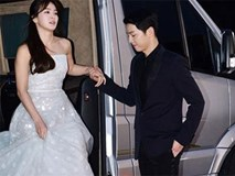 Song Hye Kyo lần đầu trả lời phỏng vấn về chuyện kết hôn, tiết lộ việc Song Joong Ki làm khiến mình cảm động nhất