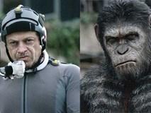 Diễn viên đóng khỉ trong 'Đại chiến hành tinh khỉ' như thế nào?