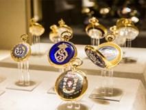 Bảo tàng trưng bày đồng hồ Thụy Sĩ nhà giàu nộp hồ sơ mới được mua