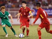 U22 Việt Nam - U22 Macau: Bàn thắng như mưa, vượt lên dẫn đầu