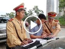 Video 10 lỗi vi phạm tài xế có thể mắc phải khi lái ôtô