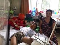 Thiếu niên máu hiếm bị xe cán nát đôi chân, mẹ khẩn cầu cộng đồng mạng và kết quả khiến nhiều người xúc động