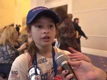 Cô bé 11 tuổi 'thông minh hơn nửa nước Mỹ' khiến mạng xã hội dậy sóng
