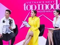 Next top model tập 5: Thí sinh sợ Nam Trung hơn sợ ma, sợ rắn