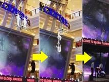 Nữ nghệ sĩ Trung Quốc 19 tuổi gặp tai nạn nghiêm trọng trên sân khấu