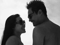 Phan Anh lãng mạn hát tặng vợ trong ánh hoàng hôn Maldives