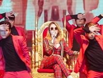 Mỹ Tâm gợi cảm, một mình 'cân' cả đại nhạc hội nhờ hit triệu view