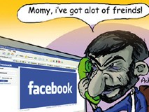 """7 dấu hiệu cho thấy bạn chắc chắn là """"con nghiện"""" Facebook"""