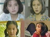 Loạt ảnh 16 tuổi chưa từng công bố của Triệu Vy gây xôn xao