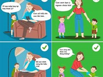 Loạt câu nói tai hại mà cha mẹ vẫn nói với con hàng ngày mà không biết
