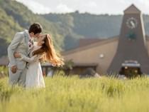 """Chuyện tình """"siêu tốc"""" đến giật mình của cặp đôi mạnh tay chi 1 tỷ đồng đi 4 nước chụp ảnh cưới"""