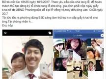 Đi 6 lượt mới có chứng tử: Phường Văn Miếu xin gỡ chia sẻ trên facebook