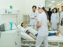 Đài Loan tặng thiết bị thông minh chăm sóc sức khỏe