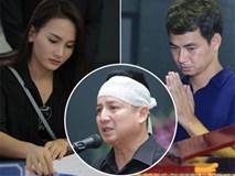Bảo Thanh và nhiều sao Việt đau buồn đến viếng mẹ của nghệ sĩ Chí Trung