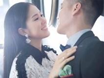 """Lê Phương chụp ảnh cưới đẹp lung linh với """"phi công"""" kém 7 tuổi"""