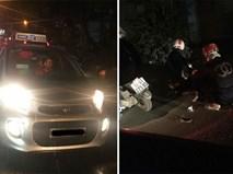 Tiếng kêu thất thanh trong đêm và hành động đầy tình người của tài xế ô tô