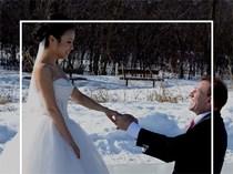 Những khoảnh khắc cầu hôn tuyệt đẹp trên khắp thế giới của đại gia Canada với cô gái Việt