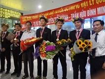 5 học sinh đoạt huy chương Olympic nhập học ĐH Bách khoa Hà Nội