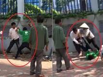 Hà Nội: Tài xế Grab Bike cầm gạch đánh nhau với xe ôm truyền thống tại bến xe Mỹ Đình
