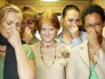 Hài hước ứng dụng cảnh báo người dùng khi... cơ thể bốc mùi khó chịu