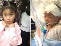 Trước khi qua đời vì u não, cô bé 6 tuổi đã nói một câu khiến cha mẹ và tất cả người thân đều phải bật khóc
