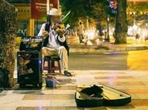 Nghệ sĩ đường phố 82 tuổi ở Hải Phòng bị xe container tông tử vong