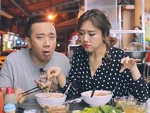 Hari Won công khai nhắc Trấn Thành vì hành động suồng sã ôm ấp vợ giữa quán ăn