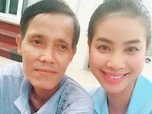 Bố Phạm Hương qua đời sau thời gian dài chống chọi với bệnh tật