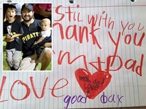 Dòng tin nhắn bé trai 6 tuổi để lại trước lúc qua đời khiến bố mẹ