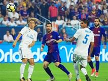 Messi nổ súng giúp Barca đả bại Real trên đất Mỹ