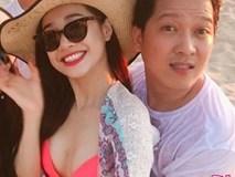 Toát mồ hôi khi xem ảnh đọ dáng mặc bikini của Nhã Phương với bạn gái cũ Trường Giang