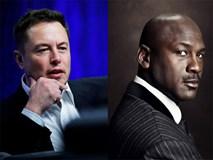 Elon Musk và Michael Jordan có thể dạy bạn thành công chỉ trong 1 từ